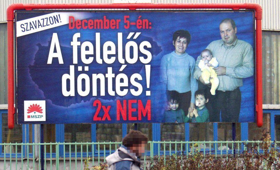 16 évvel ezelőtt árulta el a balliberális oldal a magyarságot